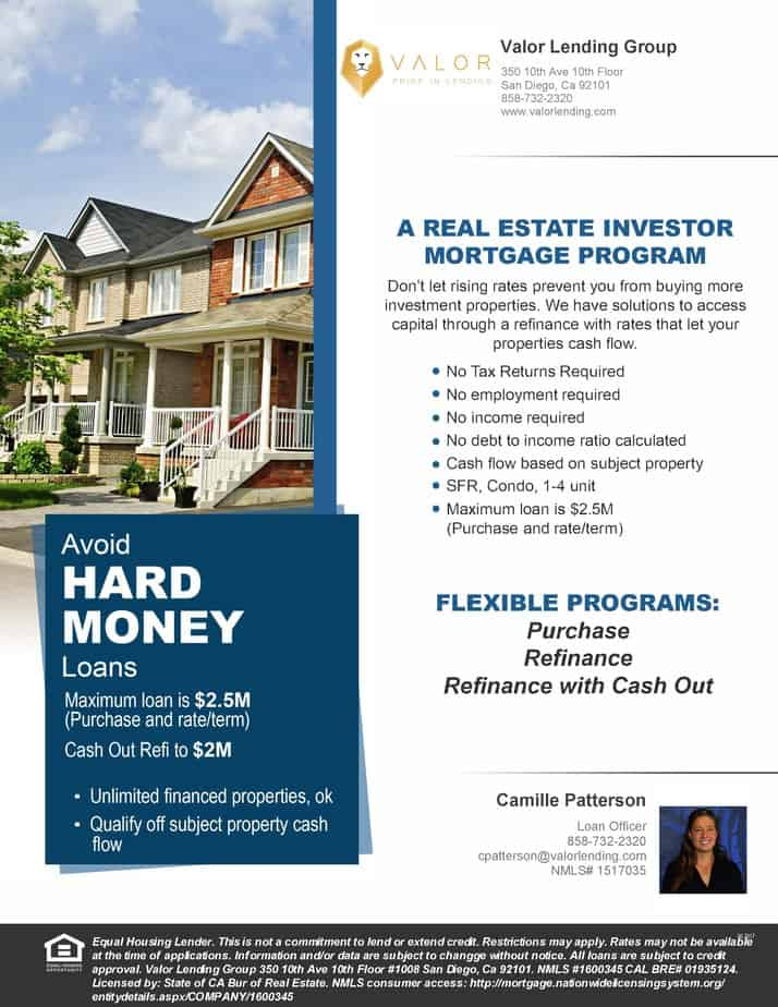 Real Estate Investor Benefits